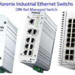 Korenix Industrial Ethernet Switch-DIN-Rail Managed Switch